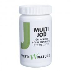 瑞典进口商品 MULTI-JOD